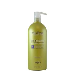 Nexxus Vitatress Biotin 33.8-ounce Shampoo
