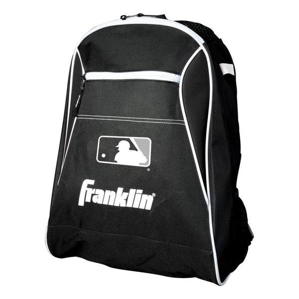Franklin Sports Black Bat Backpack