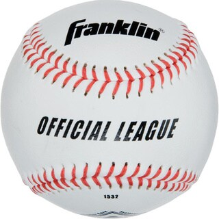 Franklin Sports Coach's Bucket of Practice Baseballs (Pack of 40)