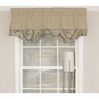 Sedona Banded Window Valance
