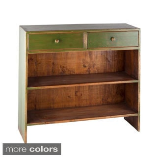 Caroline Two-drawer Display Shelf