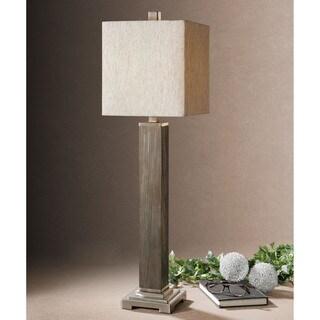 Sandberg Square Metal Lamp