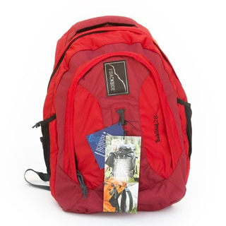 Backside BackStuff Red 28L Backpack