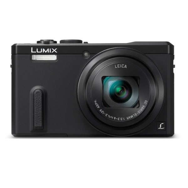 Panasonic LUMIX DMC-ZS40 Black Digital Camera