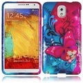 INSTEN Hard Plastic Protective Rubberized Phone Case Cover for Samsung Galaxy Note 3