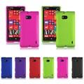 INSTEN Hard Plastic Protective Rubberized Phone Case Cover for Nokia Lumia 929 Icon