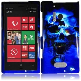 BasAcc Hard Plastic Protective Design Cover Case for Nokia Lumia 928