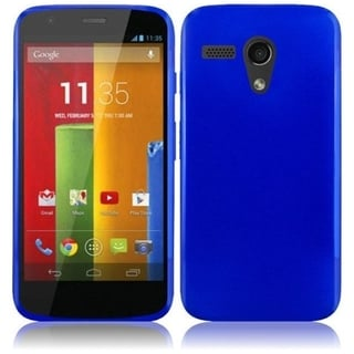 BasAcc Colorful TPU Rubber Gel Skin Cover Case for Motorola Moto G