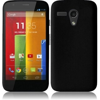 BasAcc Soft Gel Silicone Skin Cover Case for Motorola Moto G
