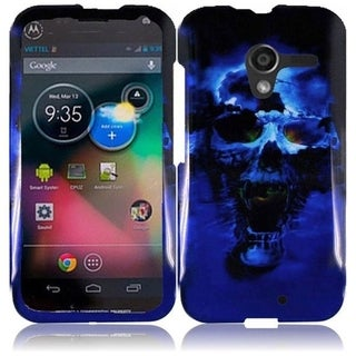 BasAcc Hard Plastic Protective Design Cover Case for Motorola Moto X