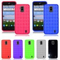 BasAcc Colorful TPU Rubber Gel Skin Cover Case for ZTE Solar Z795g