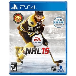 PS4 - NHL 15