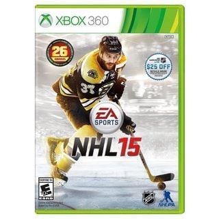 Xbox 360 - NHL 15