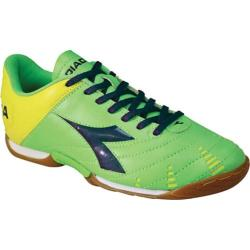 Men's Diadora Evoluzione R ID Lime/Yellow/Navy