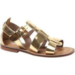 Women's Diba True Ger Trude Gold Mirror Leather