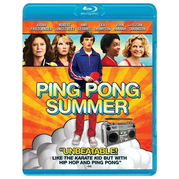 Ping Pong Summer (Blu-ray Disc) 13065263