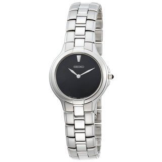 Seiko Women's SFQ833 'Affinity' Stainless Steel Watch