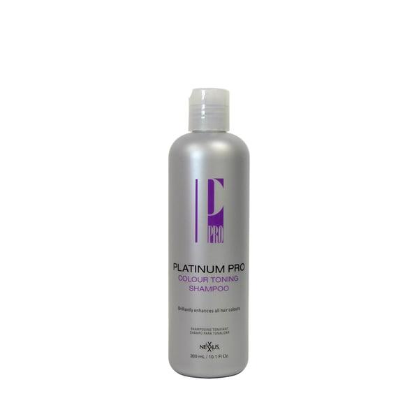 Nexxus Aloxxi Platinum Pro Colour Toning 10.1-ounce Shampoo