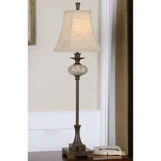 Gorizia Metal Ceramic Fabric Resin Floor Lamp