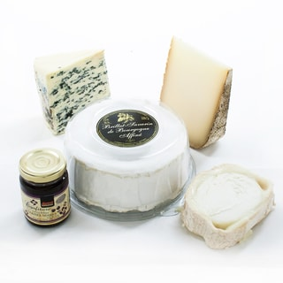French Dessert Cheese Collection