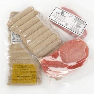 igourmet Irish Back Bacon and Bangers