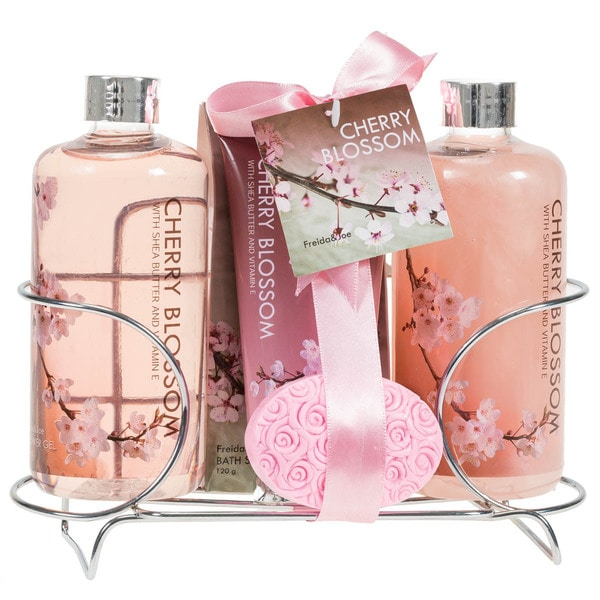 Cherry Blossom Spa Gift Set