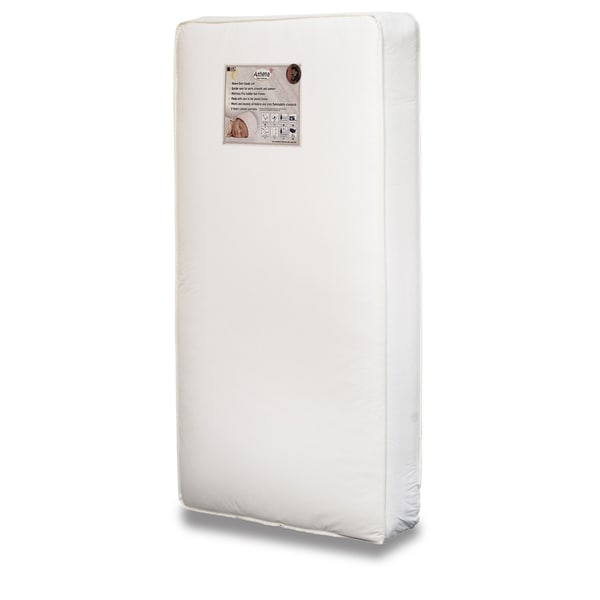 Mikaila 98 Foam Mattress in White