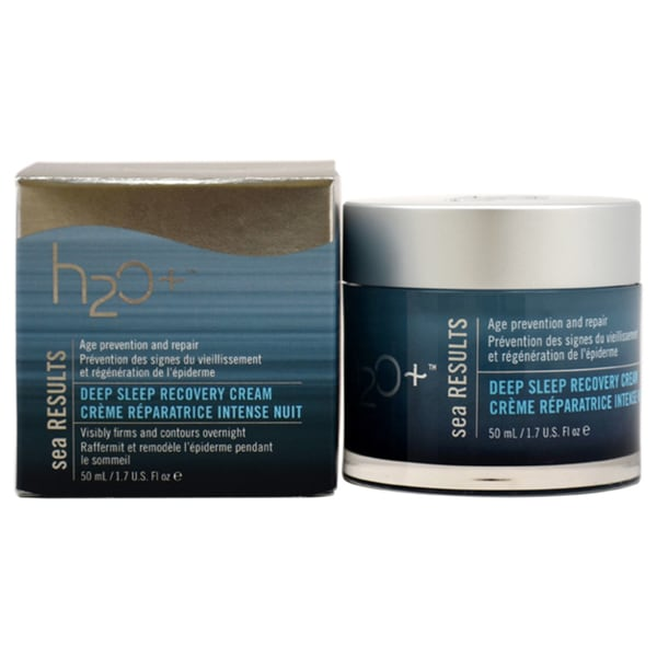 H2O+ Sea Results Deep Sleep Recovery 1.7-ounce Cream