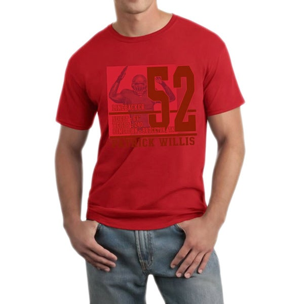 Patrick Willis Stats T-shirt