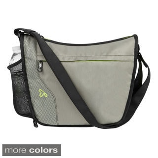 Travelon 'React' Medium Anti-theft Crossbody Messenger Bag