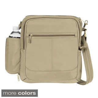 Anti-theft Signature N/S Shoulder Bag