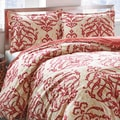 City Scene Imperial Medallion Cotton Reversible 3-piece Comforter Set