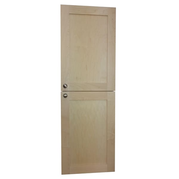 50-inch Recessed In the Wall Frameless Pantry Medicine Cabinet