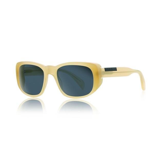 Raen Flyte Ivory Sunglasses with Smoke Lenses