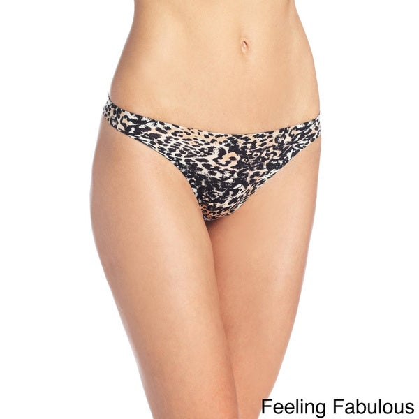 Maidenform Women's Comfort Devotion Thong