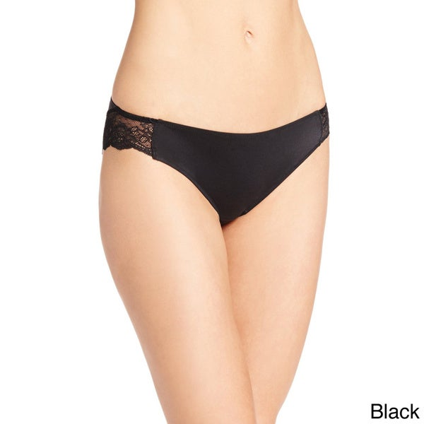 Maidenform Women's Comfort Devotion Lace-back Tanga Panty