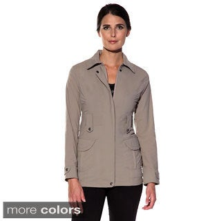 Women's 'Diane' Moisture-wicking Travel Jacket