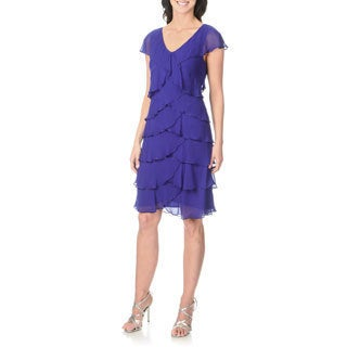 Patra Women's Multi Tiered Dress