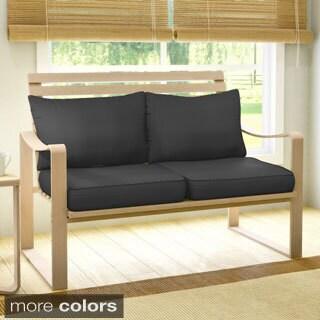 CorLiving Aquios Bentwood Sofa