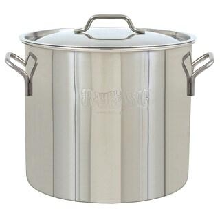Brew Kettle 20 -quart Stainless Steel Stockpot
