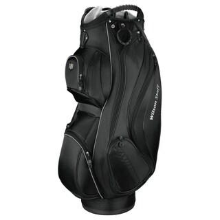 Wilson Staff Black Cart Plus Cart Golf Bag
