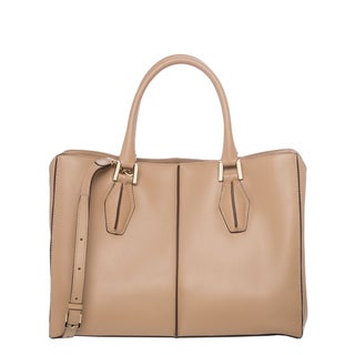 Tod's Medium D-Cube Satchel