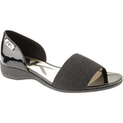 Women's Anne Klein Kaesha Black Synthetic