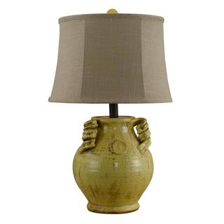 1-Light Vessel Table Lamp