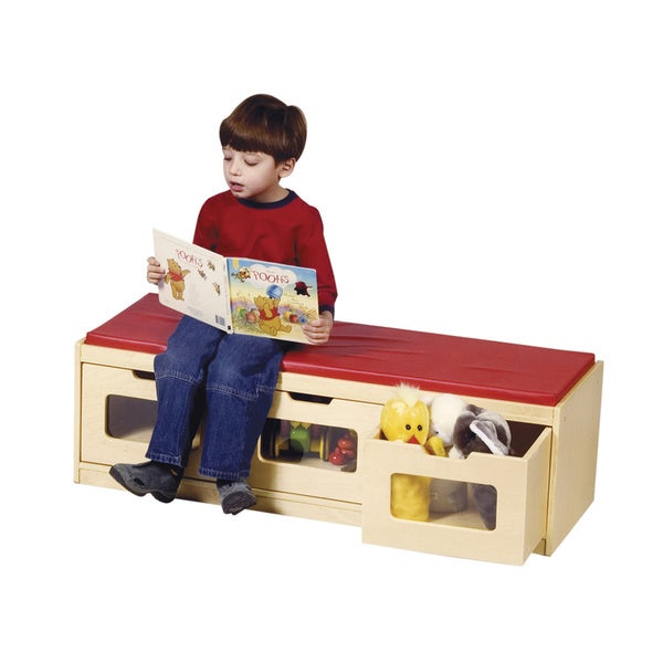 EZ View Storage Bench