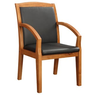 Bently Value Upholstered Slant Arm Guest Chair