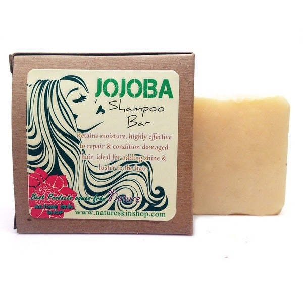 All Natural Jojoba Shampoo/ Conditioner 5-ounce Soap Bar