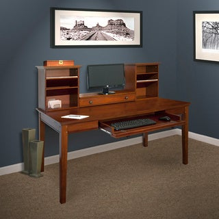 Hudson Valley 60 x 24 Desk and Hutch
