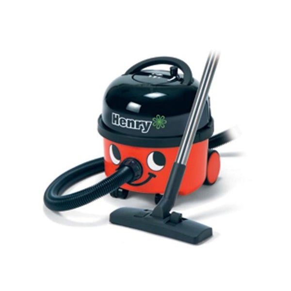 Numatic HVR200A Henry High Power Canister Red Vacuum Cleaner