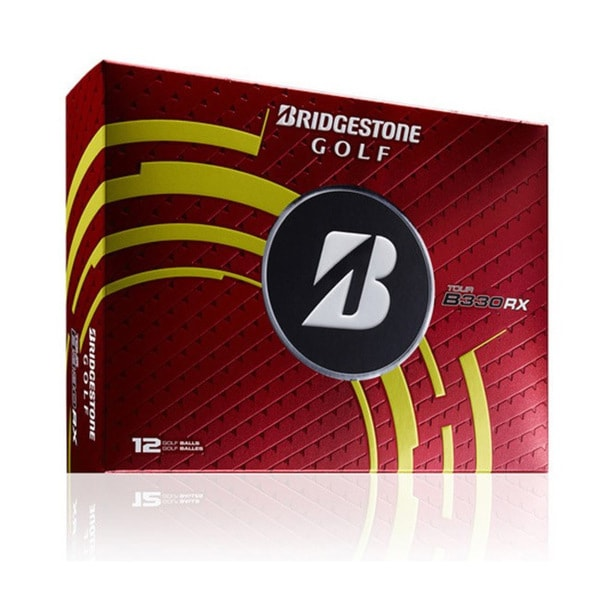 Bridgestone 2014 Tour B330-RX Golf Ball 12-Ball Pack
